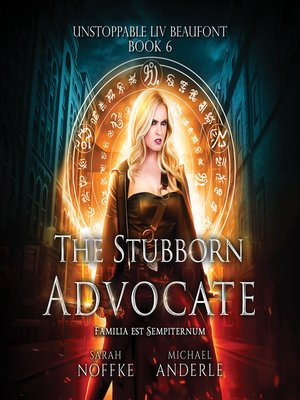 cover image of The Stubborn Advocate