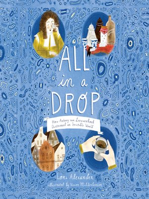 cover image of All in a Drop