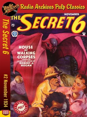 cover image of The Secret 6 #2