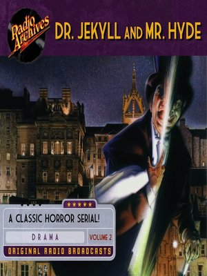 cover image of Dr. Jekyll and Mr. Hyde, Volume 2