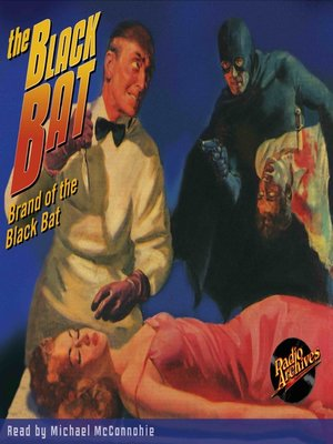 cover image of The Black Bat #1