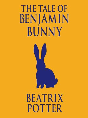 cover image of The Tale of Benjamin Bunny