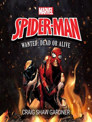 cover image of Spider-Man: Wanted: Dead or Alive