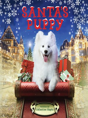 cover image of Santa's Puppy