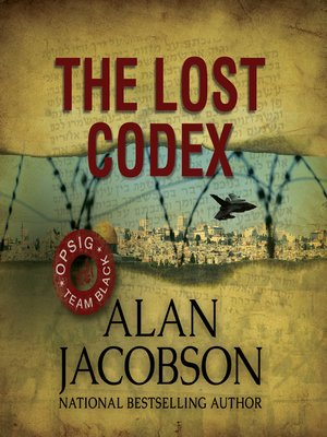 cover image of The Lost Codex