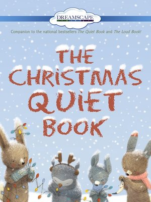 cover image of The Christmas Quiet Book