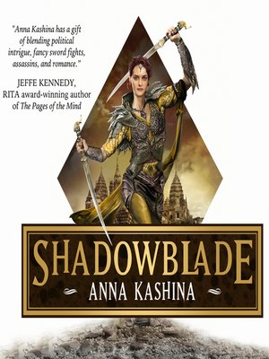 cover image of Shadowblade