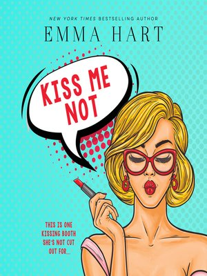 cover image of Kiss Me Not