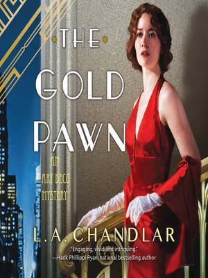 cover image of The Gold Pawn