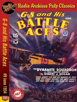 cover image of G-8 and His Battle Aces #9