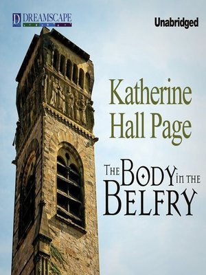 cover image of The Body in the Belfry