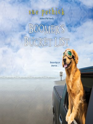 cover image of Boomer's Bucket List