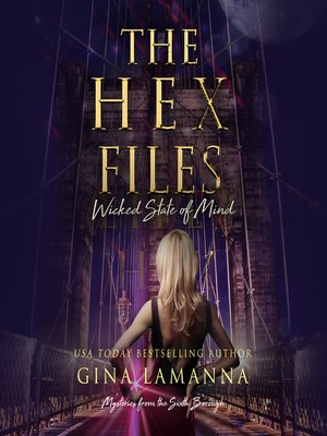 cover image of The Hex Files: Wicked State of Mind