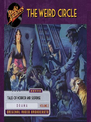 cover image of The Weird Circle, Volume 2