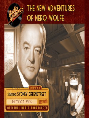 cover image of The New Adventures of Nero Wolfe