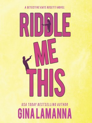 cover image of Riddle Me This