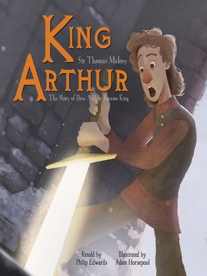 cover image of King Arthur