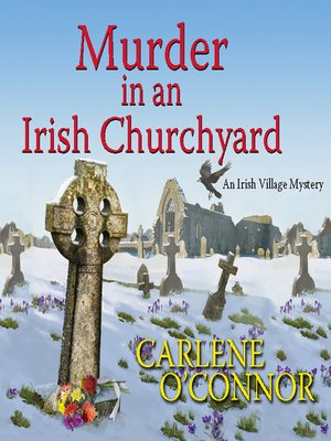 cover image of Murder in an Irish Churchyard