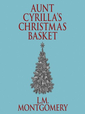 cover image of Aunt Cyrilla's Christmas Basket