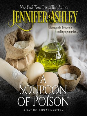 cover image of A Soupcon of Poison
