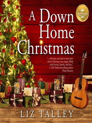 cover image of A Down Home Christmas
