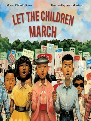 cover image of Let the Children March