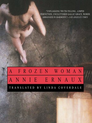 cover image of A Frozen Woman
