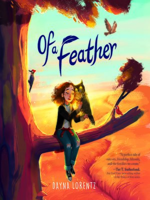 cover image of Of a Feather