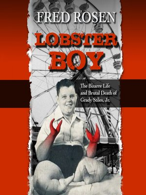 cover image of Lobster Boy