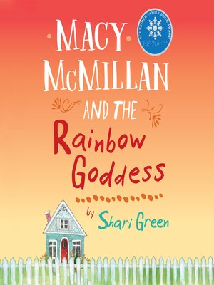 cover image of Macy McMillan and the Rainbow Goddess