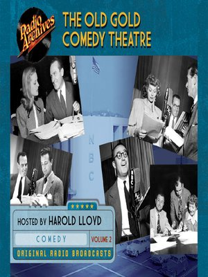 cover image of The Old Gold Comedy Theatre, Volume 2