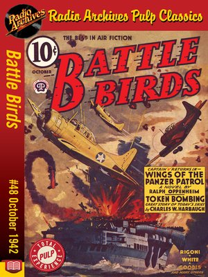 cover image of Battle Birds #48