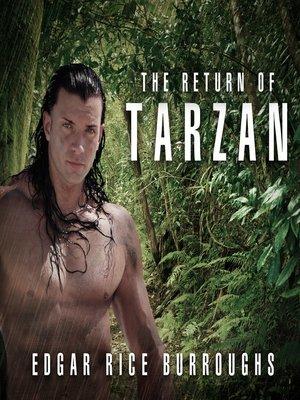 cover image of The Return of Tarzan