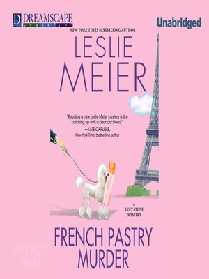 cover image of French Pastry Murder