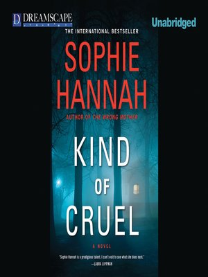 cover image of Kind of Cruel
