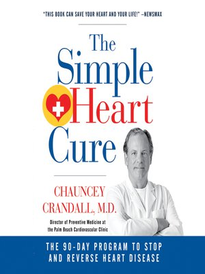 cover image of The Simple Heart Cure