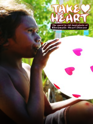 cover image of Take Heart