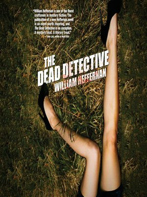 cover image of The Dead Detective