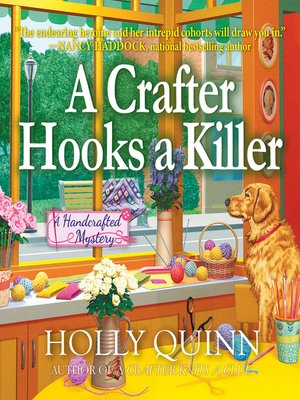 cover image of A Crafter Hooks a Killer