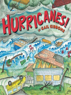 cover image of Hurricanes!