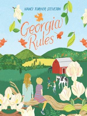 cover image of Georgia Rules