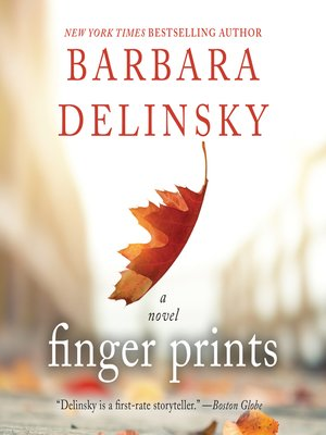 cover image of Finger Prints