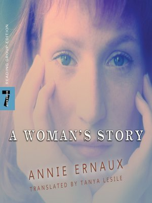 cover image of A Woman's Story