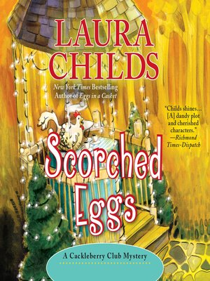 cover image of Scorched Eggs