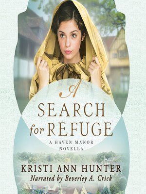 cover image of A Search for Refuge