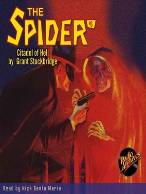 cover image of The Spider #6