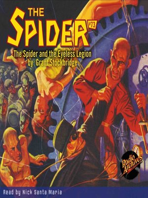cover image of The Spider #73