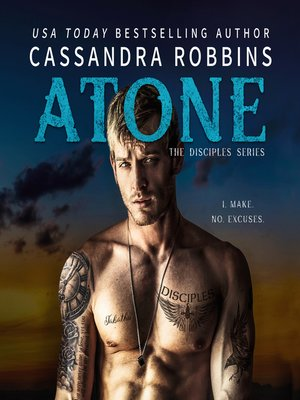 cover image of Atone