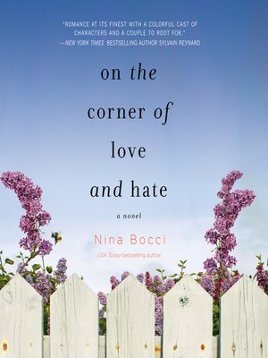 cover image of On the Corner of Love and Hate