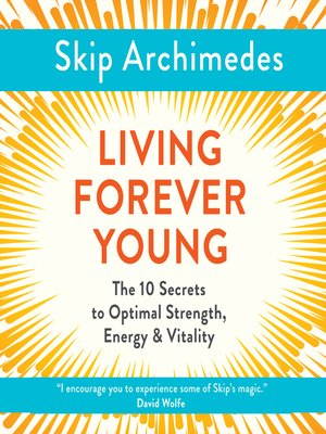 cover image of Living Forever Young